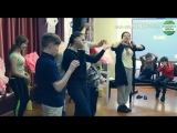 Музыкальный мастер класс для сирот фонда Елизавета (проект
