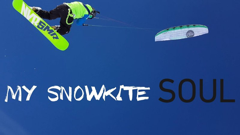 My SnowKite Soul