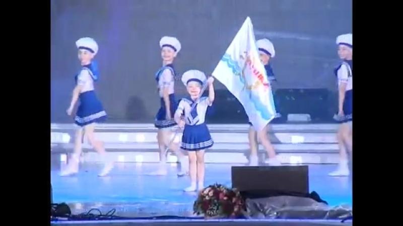 Выступление детского ансамбля «Лапушки»
