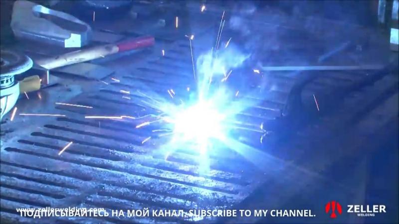 СВАРКА В ОКРУЖЕНИИ ВОДЫ электродом. Electrode welding in water