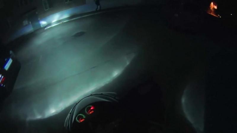 Kawasaki zx-9r MIVV exhaust vs Таврия и Таз