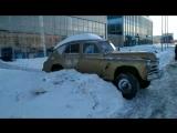 ГАЗ М-72 в поисках помещения для музея Ретро-Гараж