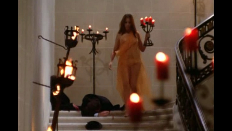 La Vampire Nue 1970 / The Nude Vampire / Обнажённый вампир HD 720p