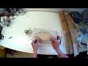 Plaster mold for ceramic tiles