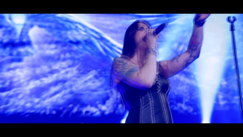 Nightwish - 7 Days to the Wolves (Live, Espoo, Barona Areena) [BD | 1080p]