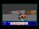 Wolfenstein 3D 1992 vs. Wolfenstein 2 The New Colossus 2017 Graphics Comparison