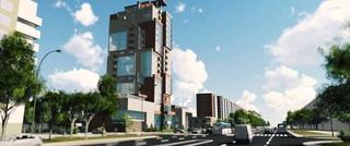 Проект 19 этажного жилого дома на Первостроителей