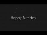 Happy Birthday, Yan♥?