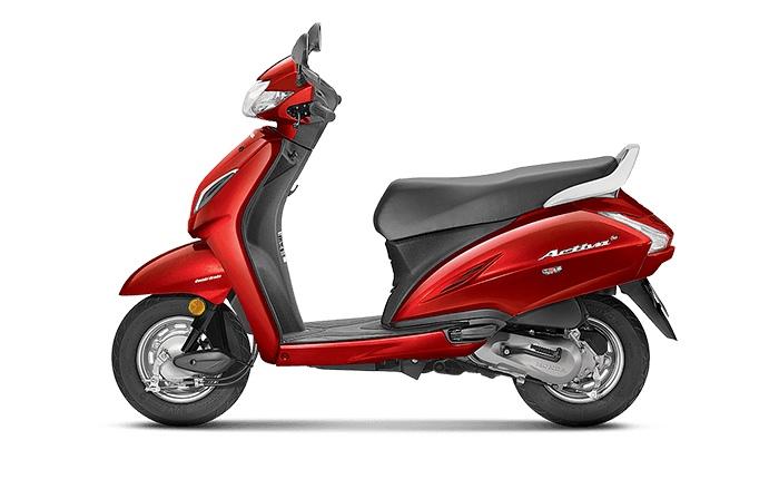 Существенный рост продаж Honda в Индии