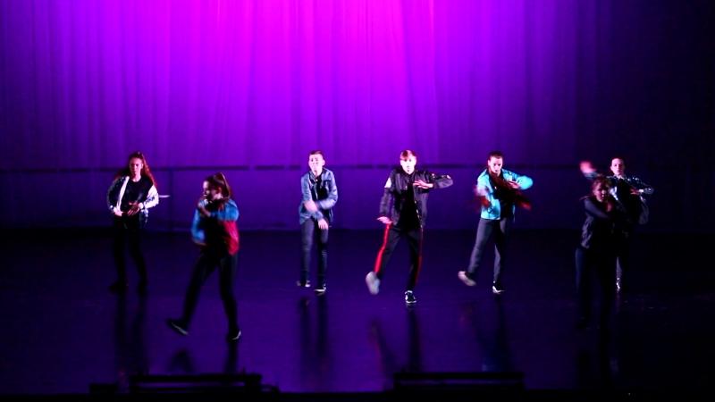 INFLOW ( группа Stand Up, возраст 14 - 17 лет, постановка: Беловой Анастасии )