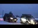 Съемочную группу ЦУР заблокировали неизвестные возле охотхозяйства, где охотится Сечин