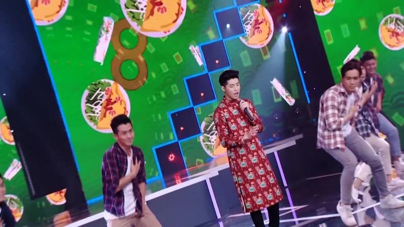 Vị Quê Nhà - Noo Phước Thịnh ¦ Tết HTV (Official)