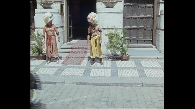 Арабелла возвращается, или Румбурак — король Страны Сказок Серия 23