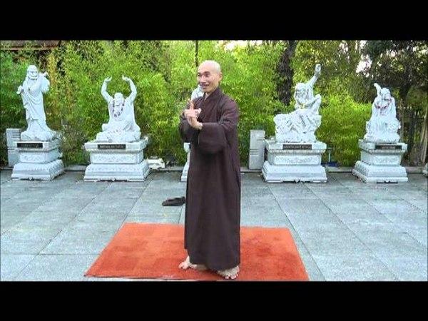 Khí Công Phật Gia bởi ĐĐ Thích Minh Khương 9
