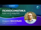 Бесплатный вебинар_ Психосоматика. Андрей Васильев