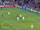 Лига чемпионов 2007/2008, группа e, 1-й тур, Барселона - Лион, нтв, часть 1