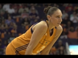 Diana made 96 threes in 2017