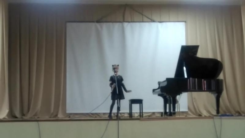 Анна Димова 7 лет г Омск