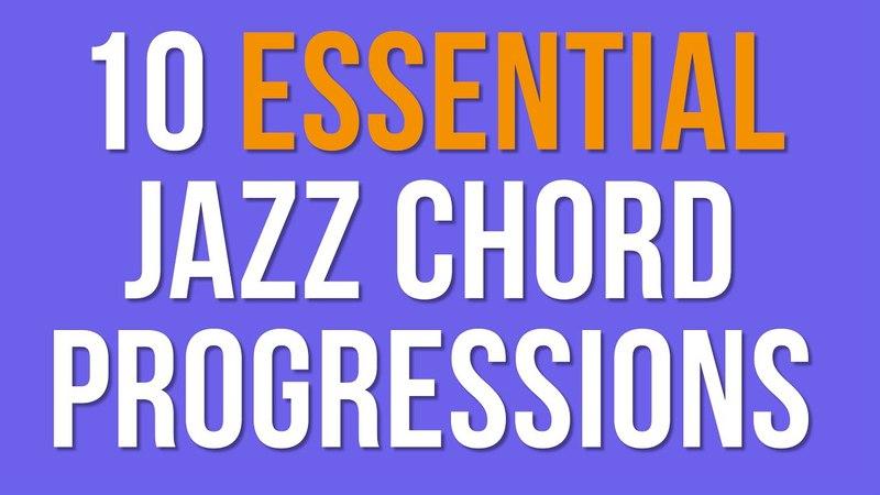 10 Progresiones de Jazz PART 2 - con subtitulos