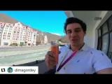 Блогер Дима Гордей уже зарядился взрывной энергией нового XS Испанский Апельсин!