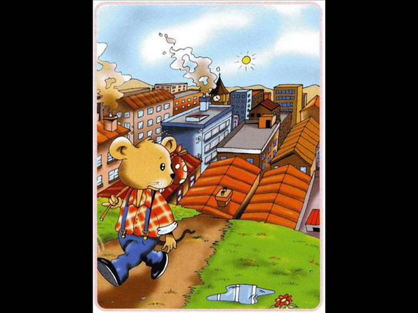 English for children. Spotlight 2. Pages 112-113. The Town Mouse And the Country Mouse.