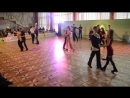 ХАСТЛ, Discofox, Siberian Fest 2018, ДнД... танец 2 (1080p).mp4