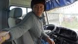 Как узбечка Нигора стала водителем автобуса. Real video
