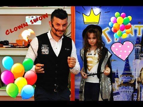 Compleanno di Yuliya.Birthday of Yuliya.День рождения Юлии