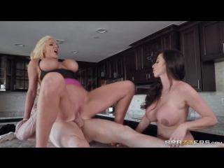 Ariella Ferrera, Nicolette Shea [HD 1080, Big Tits, Big Ass, MILF, Threesome, De