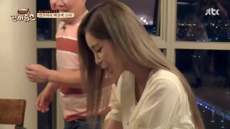 180606 [Let's Eat Dinner Together] E85 with Yubin and Heize