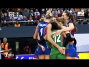 Top 10 Powerful Volleyball Spikes by Natalya Mammadova Womens EUROVOLLEY 2017