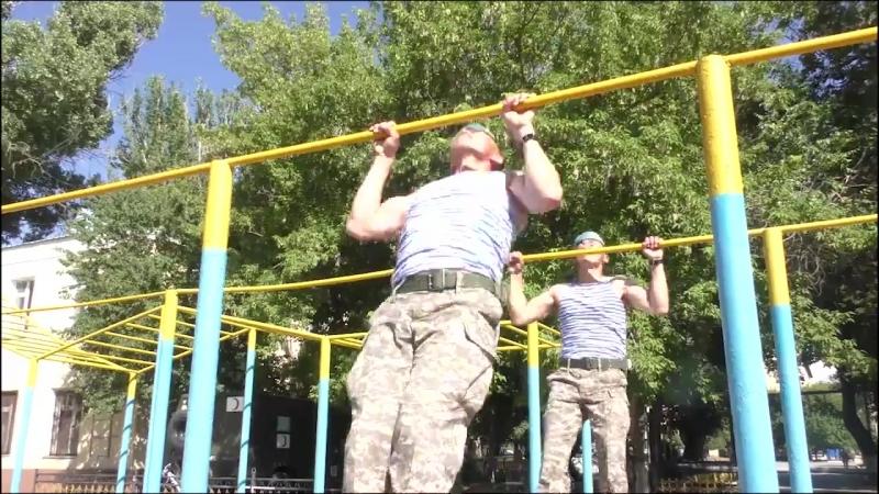 Десантно-штурмовые войска Вооруженных Сил РК(1)