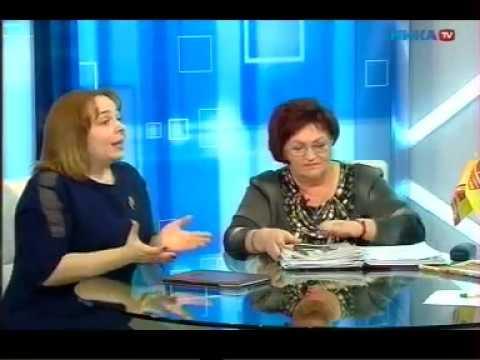 Надежда Ефремова и Нина Илларионов Ника ТВ Программа Точка зрения