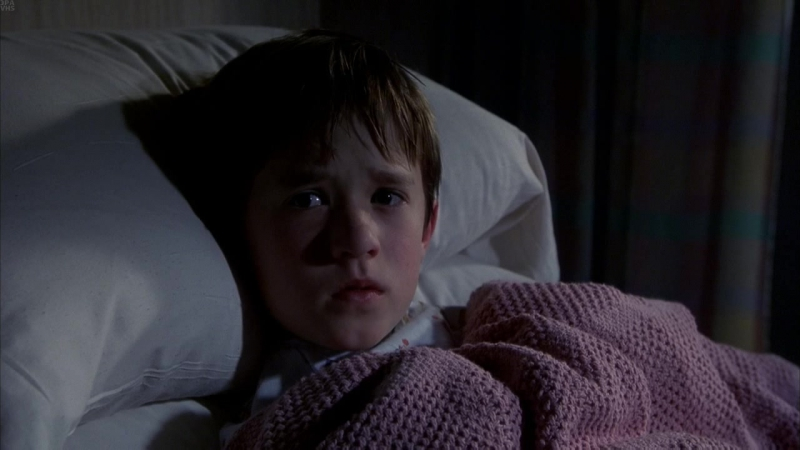 Шестое чувство / The Sixth Sense. 1999. 720p. Телеканал РТР. VHS