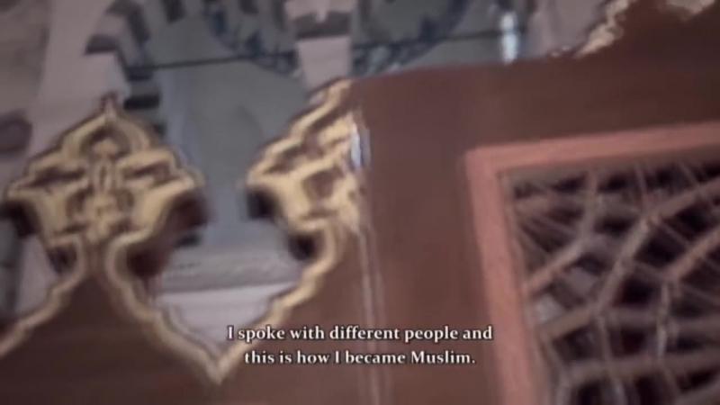 ПОЧЕМУ ЯПОНЦЫ ПРИНИМАЮТ ИСЛАМ