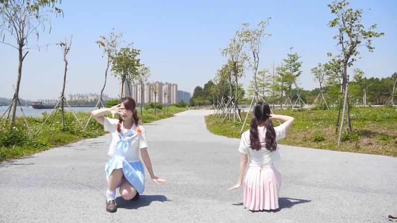 【衣衣×凉子】梦想芭菲【オリジナル振付】さあ!夢が探す旅を一緒に踏み出そう! sm33191329