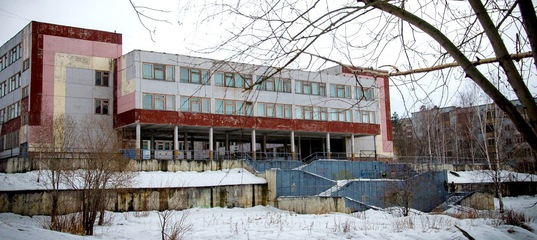 Усть-Илимск.  Школа № 11