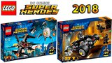 Lego Dc Super Heroes Batman 2018 Summer Sets