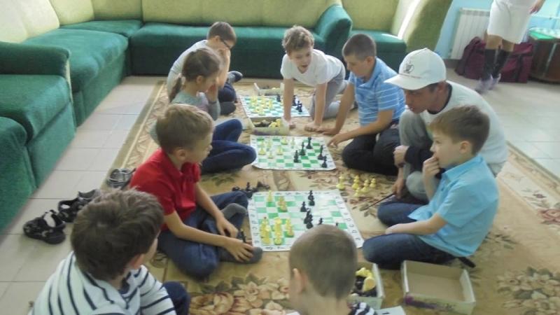 Шахматы Обучаем играя!