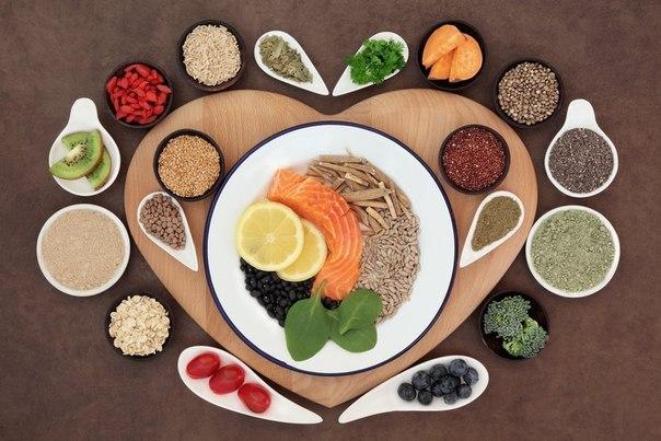 Лечебное питание при сердечно-сосудистых заболеваниях на