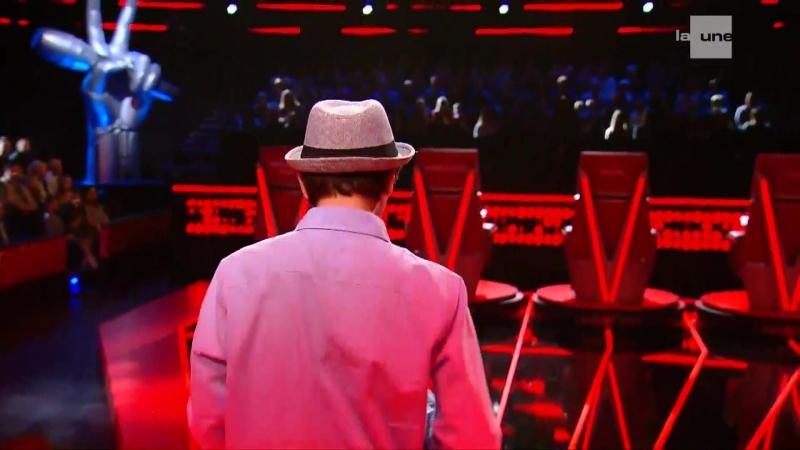 The Voice Belgique - S07E01