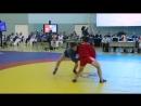 Первенство России по самбо 2017 Владивосток Полуфинал