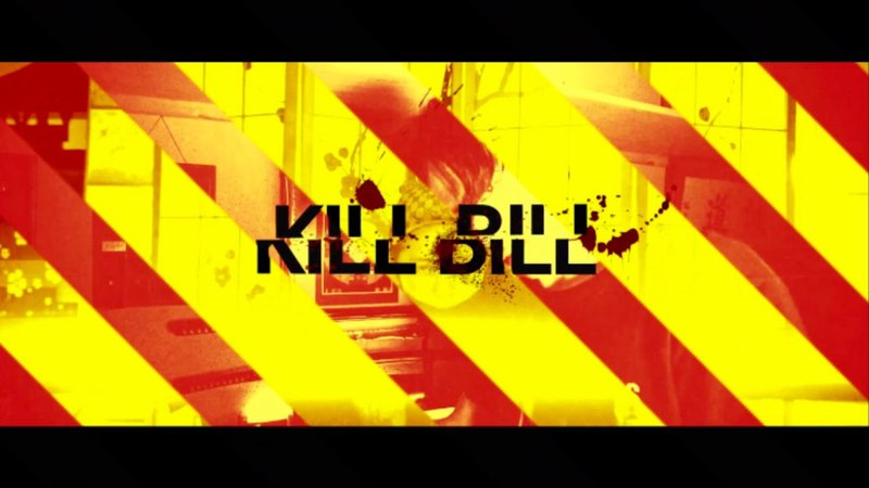 ASIEN SKOLOR ACE COOL KILLBILL