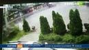 Відео дивовижного порятунку в харківській аварії набирає обертів у соцмережах