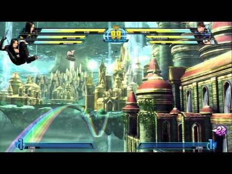 Marvel Vs. Capcom 3: X-23