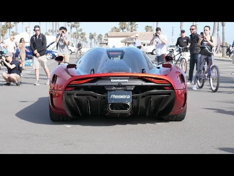 The KING of HYPERCARS FLEXING the WORLDS FIRST DELIVERED KOENIGSEGG REGERA
