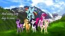 Andy Feelin feat Tooi Шесть замечательных поней Six Little Ponies