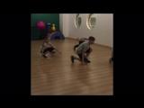 Break dance в Мореон фитнес