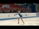 Necro tv 13 летняя Саша Трусова впервые в истории чисто сделала два четверных прыжка и стала чемпионкой мира