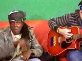 Richie Spice Brown Skin on Riddim Up On The Green SCreen